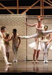 Roméo et Juliette le ballet de Milan