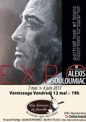 """""""Portraits"""" par Alexis Souloumiac"""
