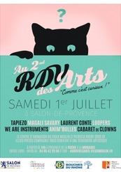 """Au RDV des arts : """"Comme c'est curieux !"""""""