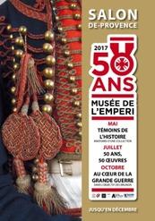 50 ans du musée de l'Empéri