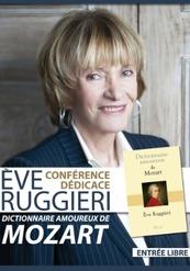 Conférence dédicace avec Eve Ruggieri