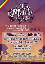Don Malenko Reggae Festival
