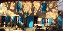 Les volets bleus provence - Salon-de-Provence