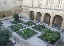 Jardin des simples - Salon-de-Provence