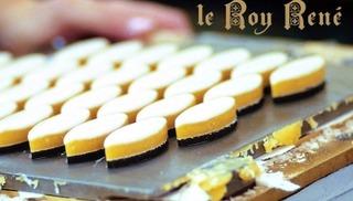Calisson du Roy René - Salon-de-Provence
