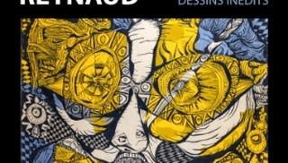 """Exposition """" Turbulences graphiques, dessins inédits"""" de Raymond Reynaud - Salon-de-Provence"""