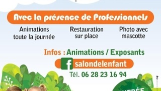 Salon de l'enfant - Salon-de-Provence
