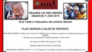 Vide Grenier - Salon-de-Provence