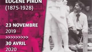 Dans l'atelier du sculpeur Eugène Piron - Salon-de-Provence