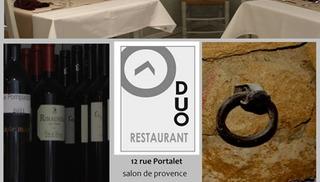 Ô DUO - Salon-de-Provence