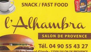 L'Alhambra - Salon-de-Provence