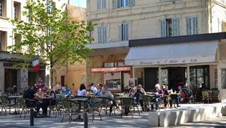 Brasserie de l'Hôtel de ville - Salon-de-Provence