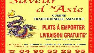 Saveurs d'Asie - Salon-de-Provence