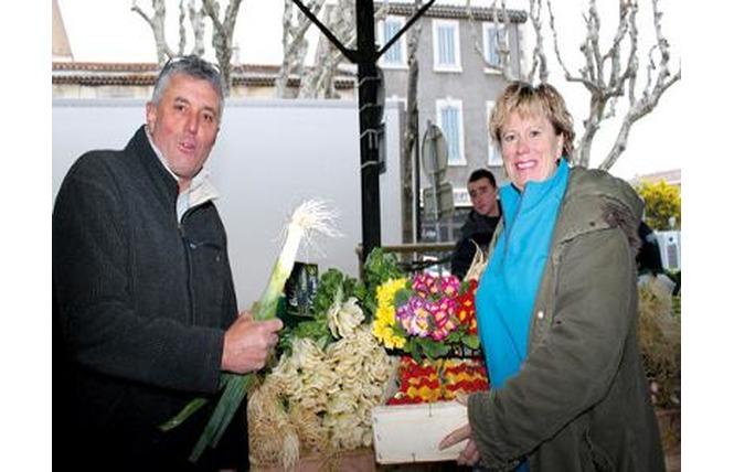 Vente à la ferme Légumes MARTINO 1 - Salon-de-Provence