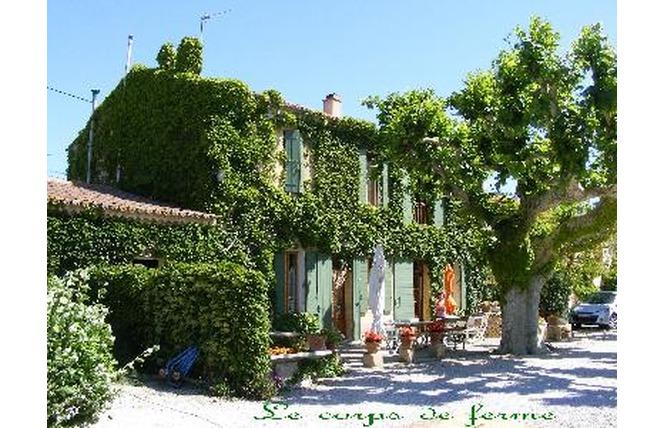 Camping Les biens neufs 1 - Salon-de-Provence