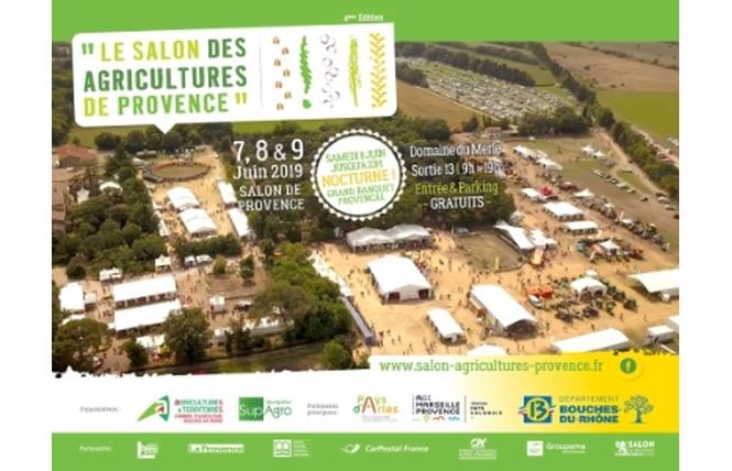 Salon des Agricultures de Provence 1 - Salon-de-Provence