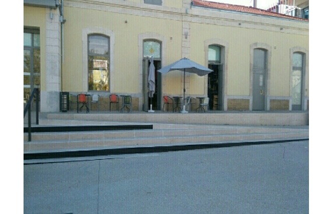 Café de la Gare 1 - Salon-de-Provence