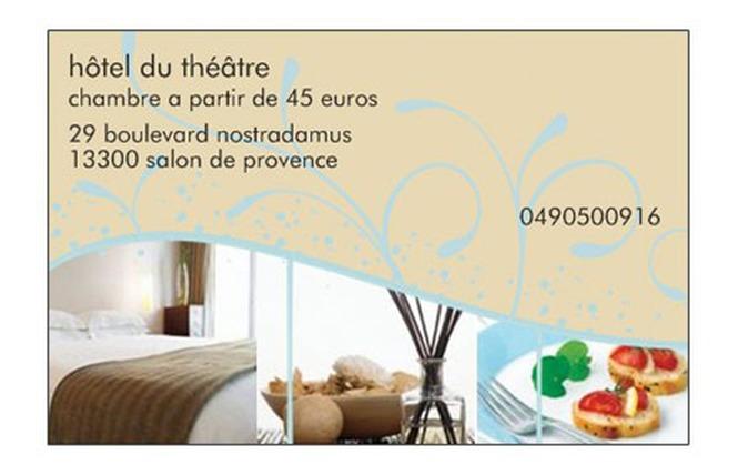 Hôtel du Théâtre 1 - Salon-de-Provence