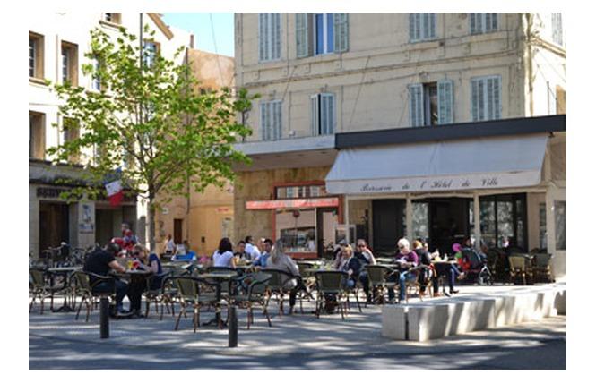 Brasserie de l'Hôtel de ville 1 - Salon-de-Provence
