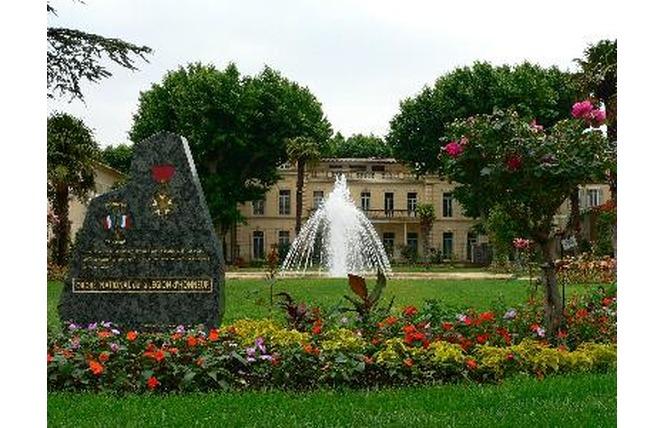Parc de la légion d'honneur (ancien République) 2 - Salon-de-Provence