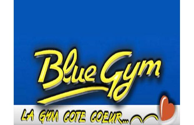 Blue gym fitness 1 - Salon-de-Provence