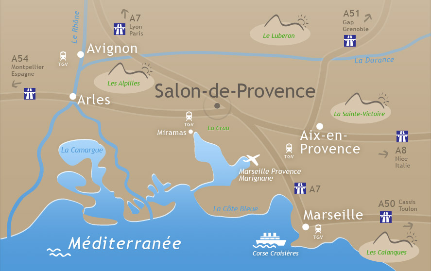 Office de tourisme salon de provence - Sip salon de provence ...